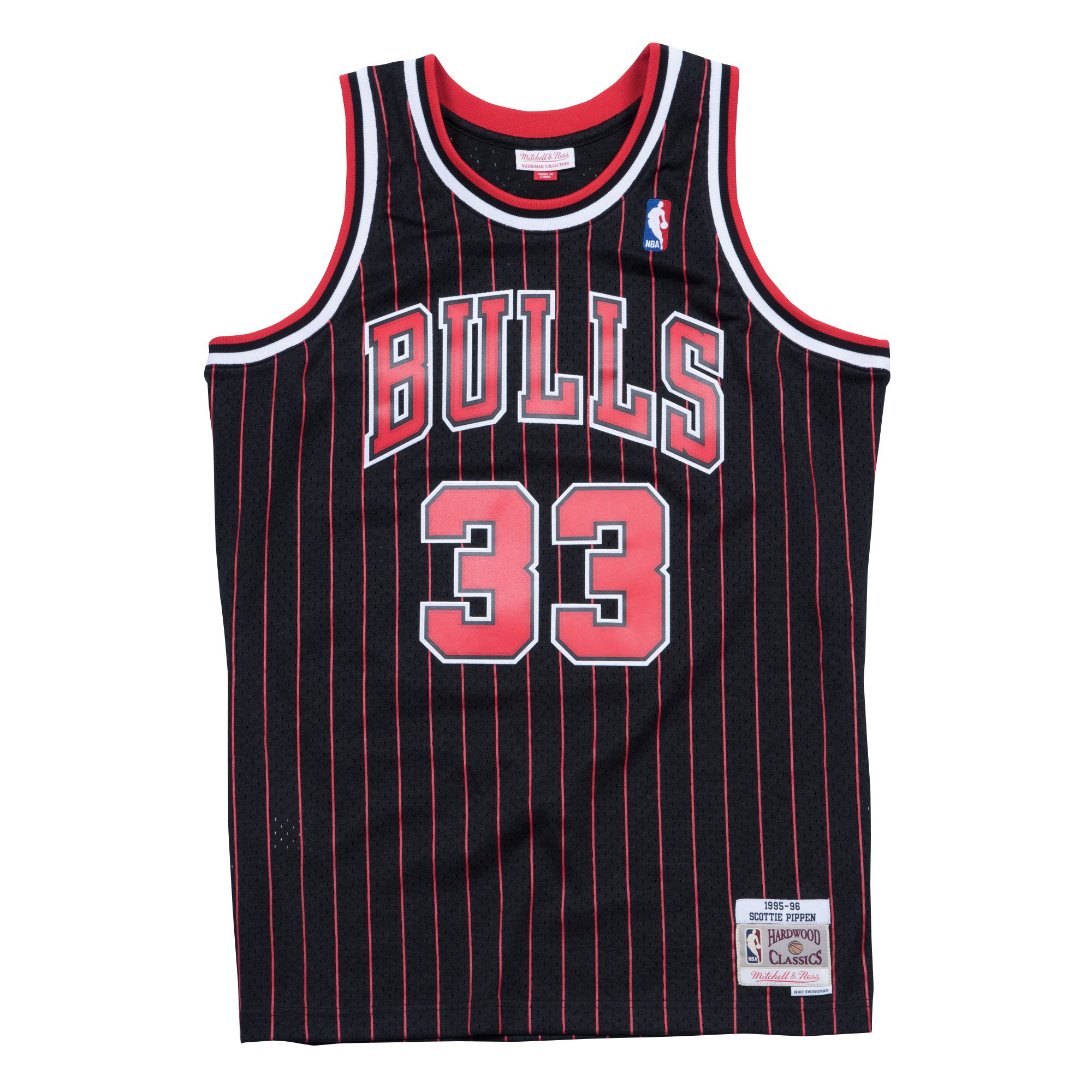 cheap jerseys china 2020 Mitchell & Ness Scottie Pippen Chicago ...